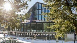 Eispalast Davos - Die Vaillant Arena wird saniert