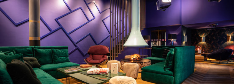 The Hide Boutique Hotel Flims - Lobby