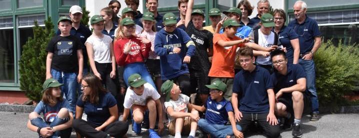 Kinderuni Davos 2019 - Kinder forschen - Sommercamp