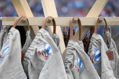 Zug 2019: Schwingerhosen bereit fuer die Schwinger